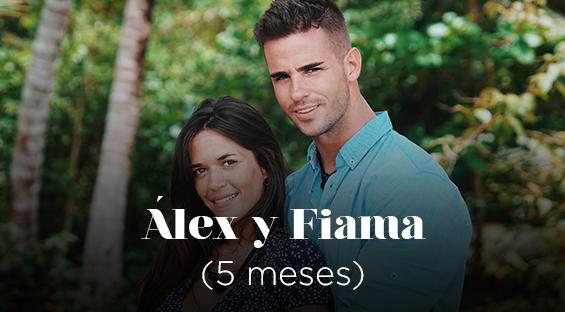 Alex y Fiama