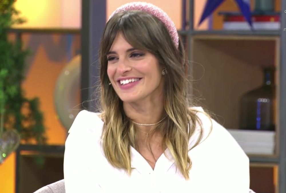 A Susana le cuesta ver imagenes de la isla de las tentaciones en su entrevista en «Viva la vida»