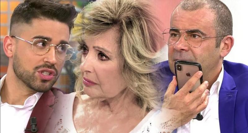 Maria Teresa Campos ataca a Miguel Frigenti para defender a su nieta