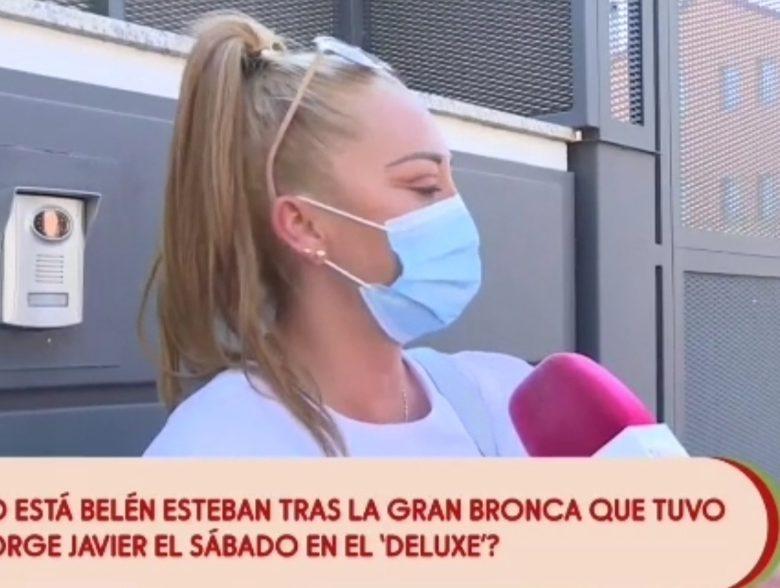 Belen Esteban reaparece mas dura que nunca
