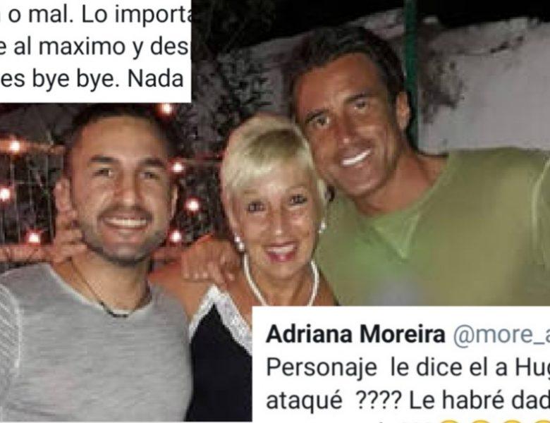 La familia de Hugo cabreada por el intento de salvame de que Ivana vuelva con su ex