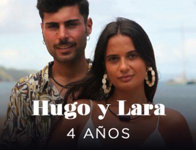 Hugo y Lara (24 y 27 años)