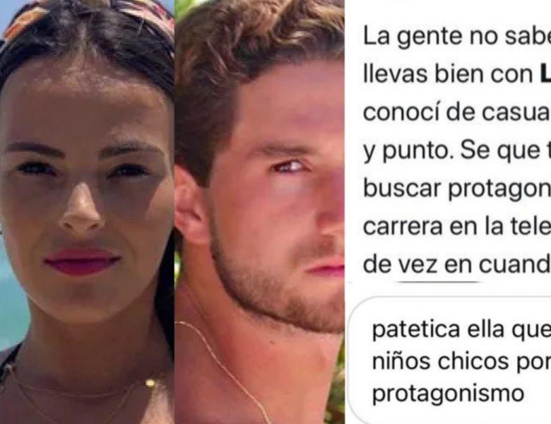 El grosero mensaje de Kevin a Marta Peñate