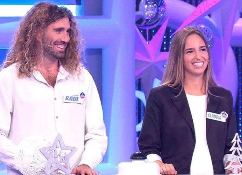El dinero que han ganado Raúl y Claudia en el concurso del año