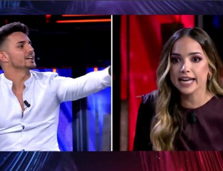 Video: Los cortes de mangas de Lucía a Manuel cuando la cámara no le enfocaba