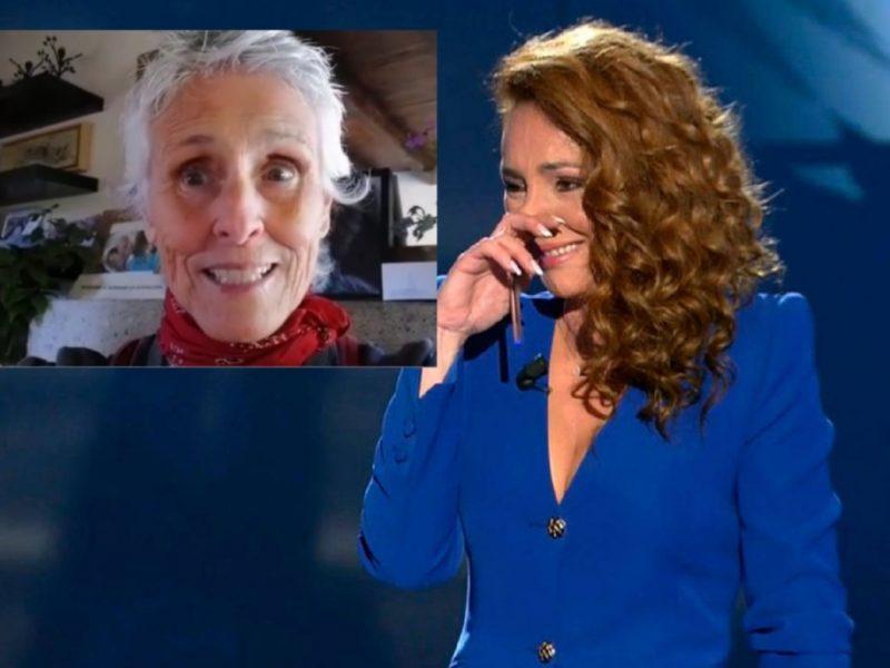 Video: «Lo que has hecho es brutal». MERCEDES MILÁ apoya a Rocío Carrasco