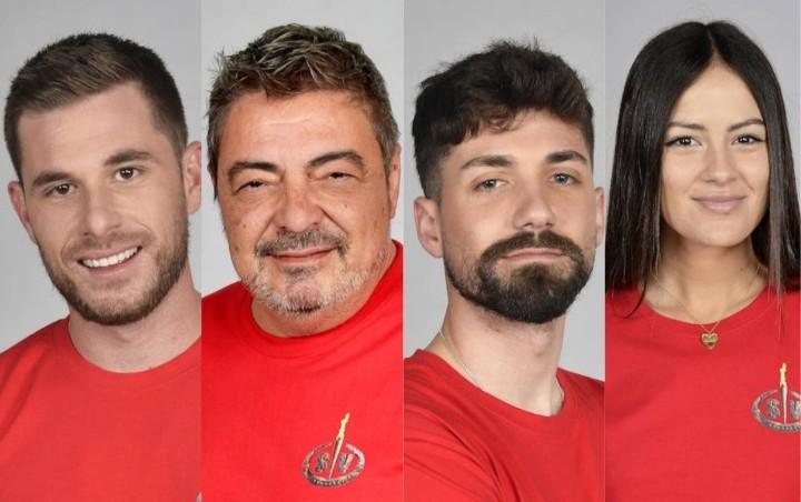 Vota aquí! Melyssa, Tom, Alejandro y A. Canales nominados ¿A quien salvas?