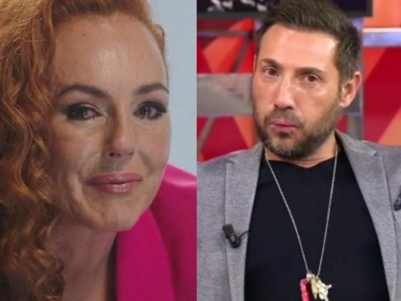 Video: Antonio David se pone nervioso ante su carta dónde le pide perdón a Rocío Carrasco