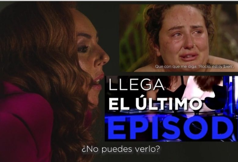 Avance: Roció Carrasco no se cree las lagrimas de Rocío Flores