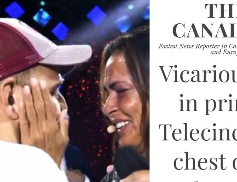 La prensa de Canadá califica de violencia vicaría lo ocurrido en la final de Supervivientes