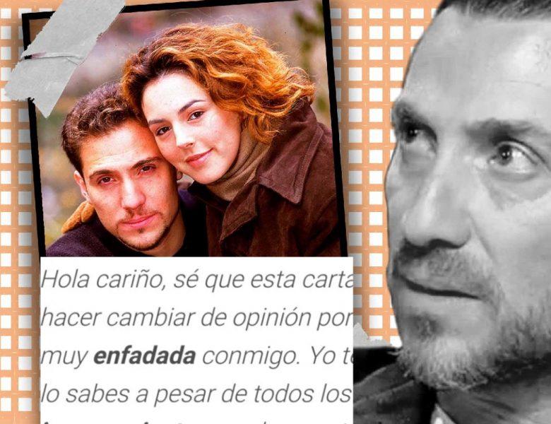 Gema López muestra la carta de Antonio David pidiendo perdón a Rocío Carrasco
