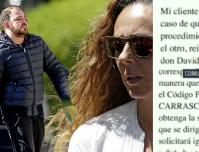 Ya tenemos acceso a la impactante denuncia de David Flores a Rocío Carrasco