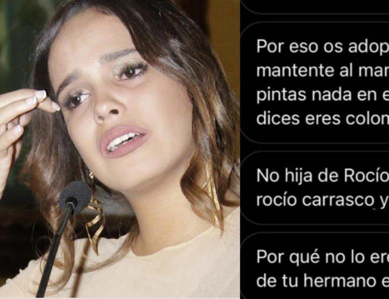 «Preocúpate de tu hermano el Yonki» Gloria Camila muestra el martirio que esta sufriendo