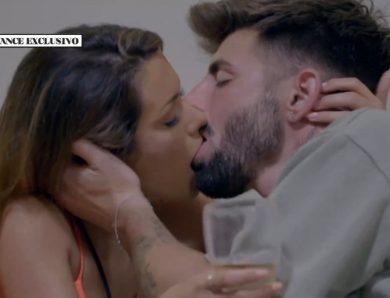 Avance exclusivo: El video completo del beso de Bela e Isaac