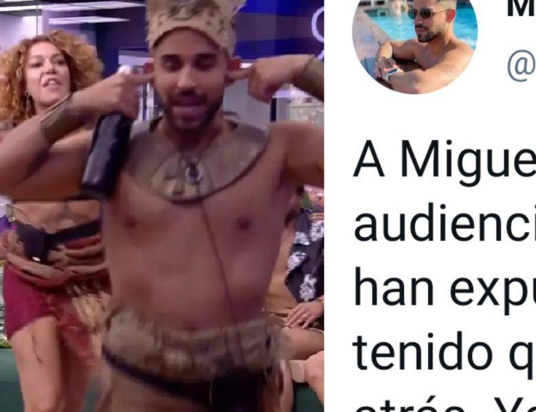 «Agresiva» Miguel machaca a Sofía en redes. Ya no se cree su perdón