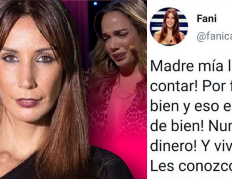 Fani borra un comentario en contra de Samira obligada por los insultos