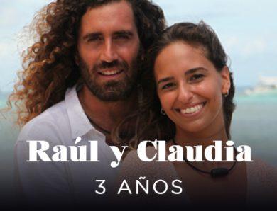 Raul y Claudia