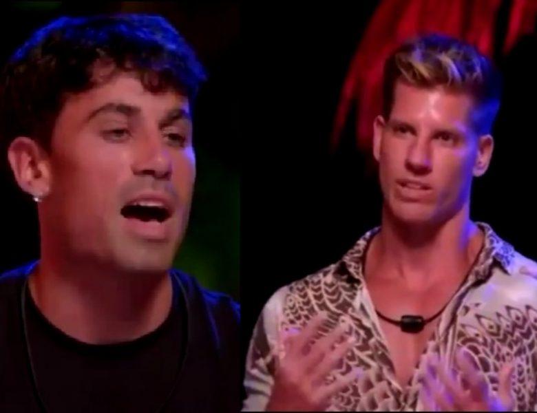 Video: Las tres preguntas de Diego a Carlos con las que casi llegan a las manos