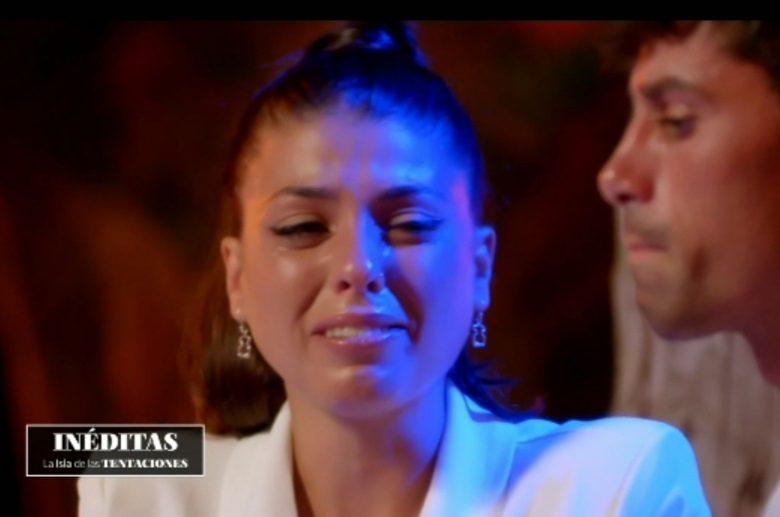 Video inédito: Diego destrozado al ver a Lola con Carlos en la cama