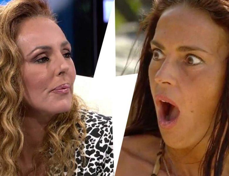 Olga Moreno acusa a Rocío Carrasco de inventarse el maltrato