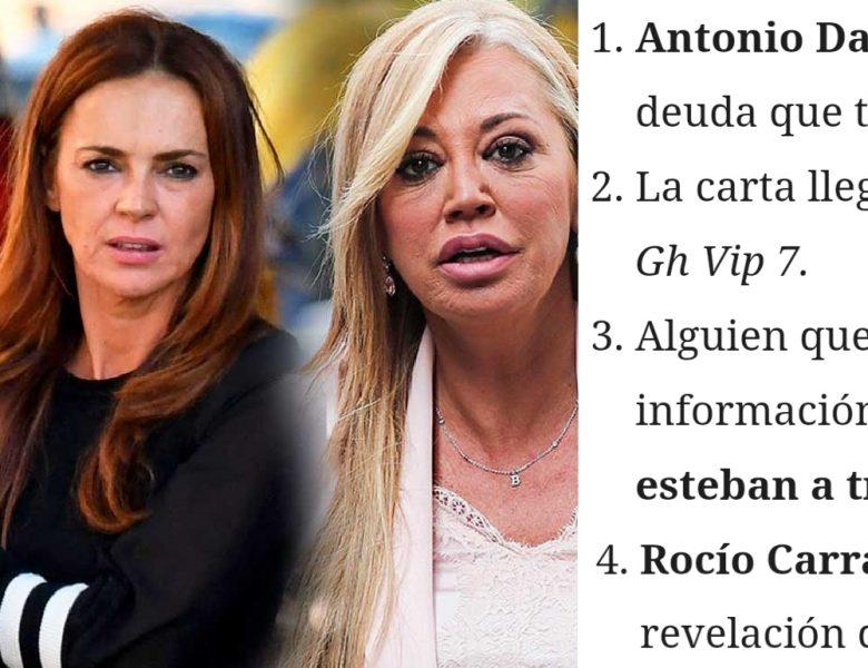 Olga Moreno se aprovechó de Belén Esteban para destruir a Rocío Carrasco