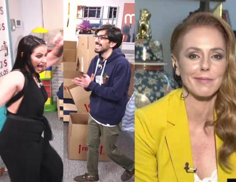 El divertido video de Dani y Dakota declarándose fans de Rocío Carrasco