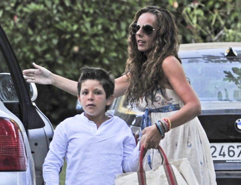 Los 3 delitos que denunció Rocío Carrasco tras la retención de su hijo
