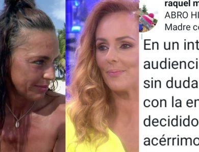 La hermana de Olga Moreno entra en furia por el fichaje de Rocío Carrasco