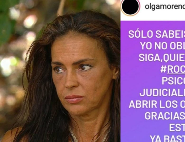 «Espabilad!» El club de fans de Olga Moreno le retira su apoyo y decide apoyar a Rocío Carrasco