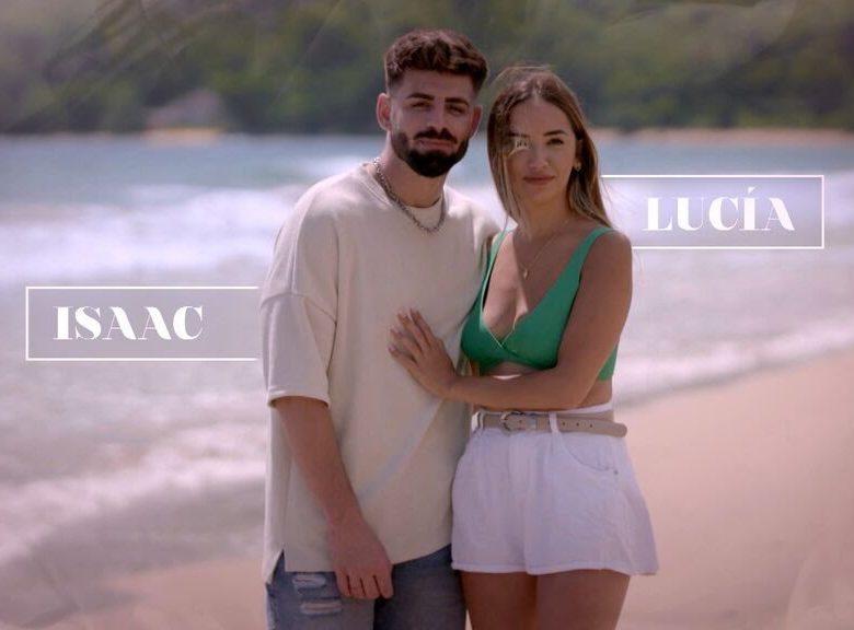 Lucía e Isaac