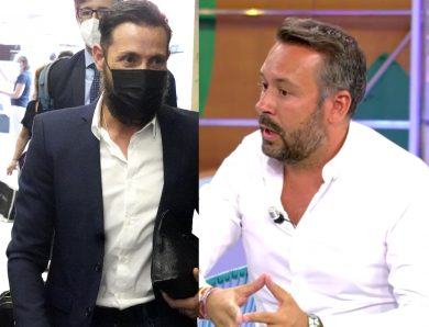 Video: Antonio David se vuelve loco contra Kike Calleja por sus hijos