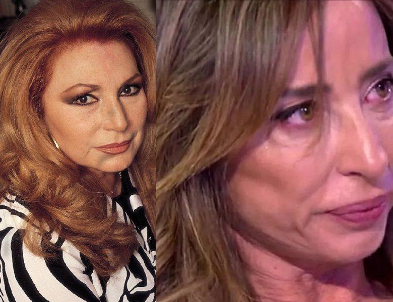 Maria Patiño le quita la careta a Ortega Cano contando lo que le hacia a Rocío Jurado